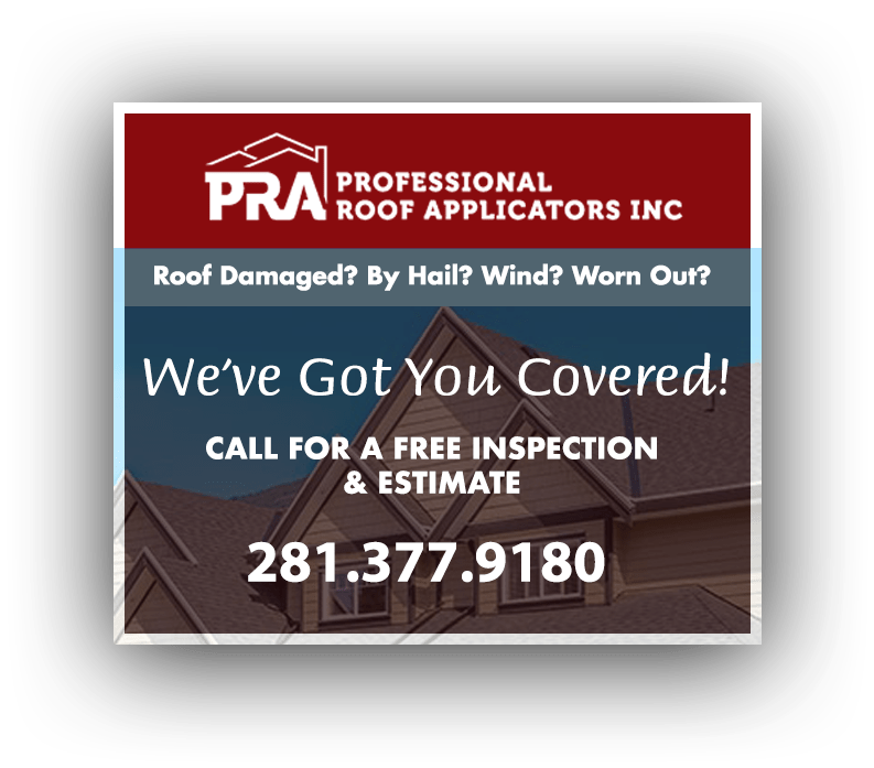 Professional Roof Applicators - 2813779180