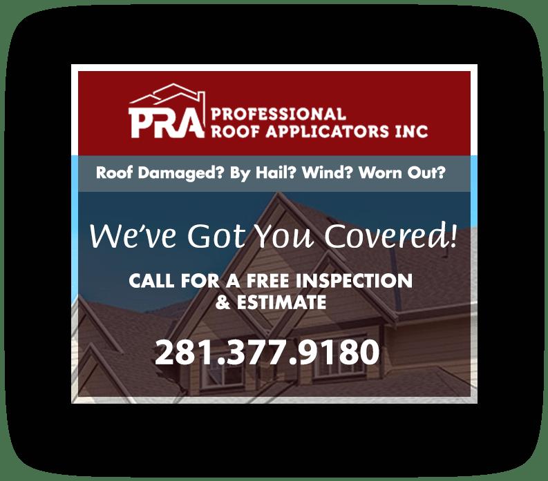 Professional Roof Applicators - 2813779180